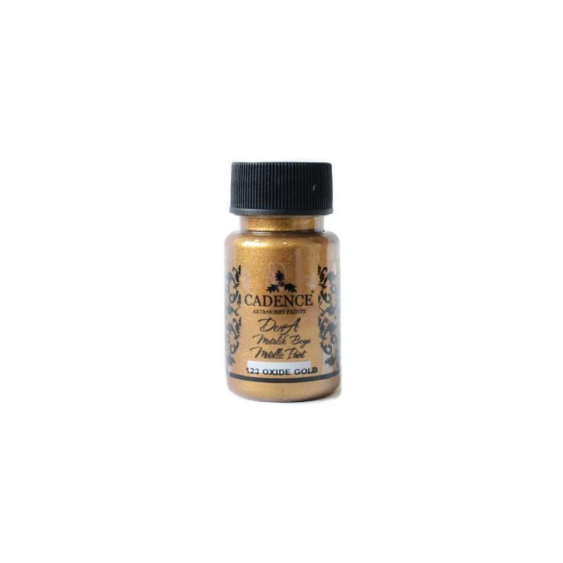 CADENCE DORA Oro Oxidado 123