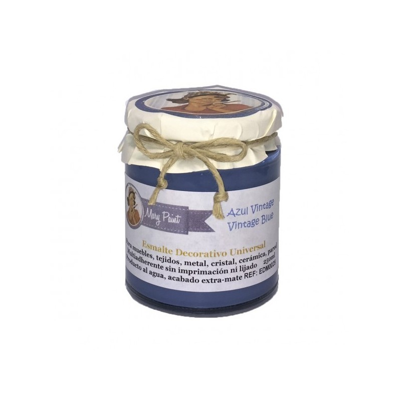 Mary Paint Azul Vintage a, 250 ml.