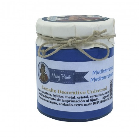 Mary Paint Azul Mediterraneo, 250 ml.