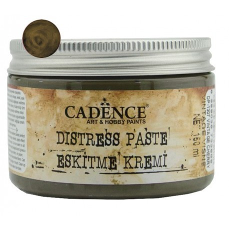 DISTRESS PASTE Café Rusty