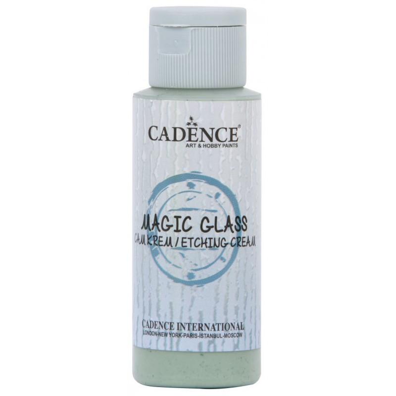 Ácido para Cristal Magic GLASS de CADENCE