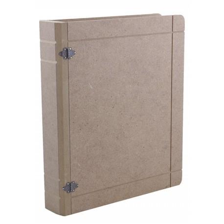 Caja Libro grande