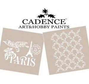 Stencils CADENCE